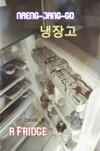 appliance in Korean