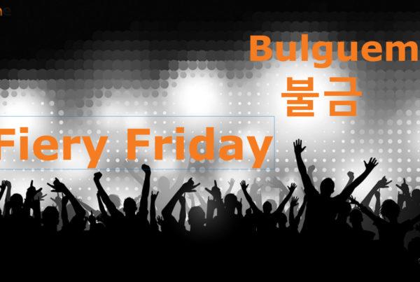 What is Bulgeum in Korean?