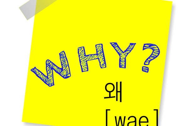 why in Korean